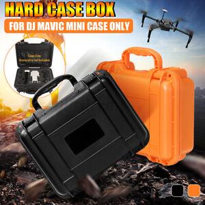 Stoßfester Reise Aufbewahrungskoffer Tragetasche Box ABS für DJI Mavic RC Drone