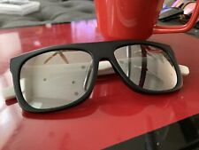 MARC JACOBS SUNGLASSES NEW MARC ICON  357/S 003T4 56-17-140 B&W Mirror