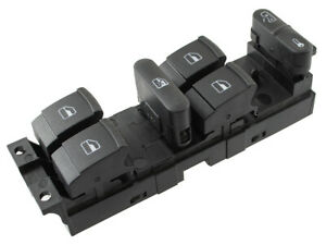 WINDOW REGULATOR SWITCH FOR VW BORA GOLF IV JETTA PASSAT B5 SEAT LEON TOLEDO II