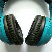 Double Ear Pads 90mm Cushion Sponge Cover Headphone Part For Skullcandy HESH 2