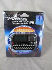 Lexibook Mt1500 Universal Translator 15 Languages 10K Words 500 Phrases