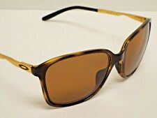 Authentic Oakley OO9291-01 Game Changer Tortoise Brown Grd Polar Sunglasses $200