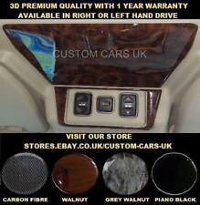 LAND ROVER DISCOVERY SERIES 2 1998-2004 Overhead Kit - Walnut Carbon Piano Black