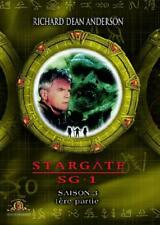 Stargate SG1 Saison 3 1ère partie COFFRET DVD NEUF SOUS BLISTER