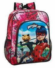 5792a2bfb493 Miraculous Ladybug Backpack School Backpack Shoulder Bag Backpack Pocket  Folder