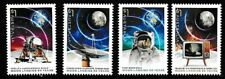 Australia 2019 50 Years Moon Landing Sc# 4985-4988 Mnh Mint/Never Hinged