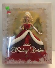 "2007 Holiday Barbie Doll ""B"" Collection K7958 NRFB"