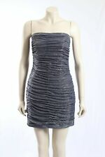 NEW AQUA -Size 8- Ruched Party Dress-RRP:$168.00
