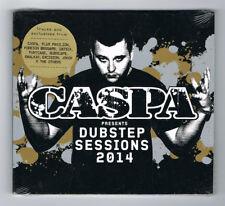 CASPA PRESENTS DUBSTEP SESSIONS 2014 - 34 TITRES - 2014 - NEUF NEW NEU