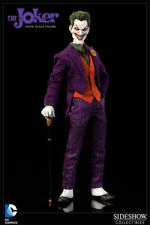 Batman - The Joker 1/6 Scale Action Figure Sideshow Collectibles BRAND NEW