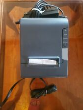 Epson TM-T88V (M244A) Point of Sale Printer /w POWER ADAPTER + POWER CONNECTOR