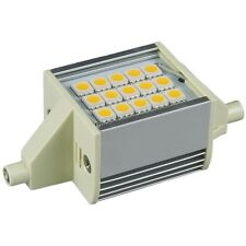 Led R7s bombilla 78mm 230V Ht19268 280lm Heitronic proyectores barra luz