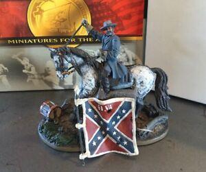 Conte  57177 Lee Indomitable, Civil War DAMAGED