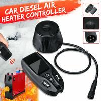 12-24V Auto Diesel Luftheizung Zweiwegeregler 4-Tasten-Fernbedienung D73125