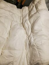 Bluestone Feather Bed King Size Used It Smells Weird Free Shipping