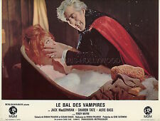 ALFIE BASS  SHARON TATE DANCE OF THE VAMPIRES  1967 VINTAGE LOBBY CARD #1