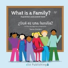 Que Es Una Familia? / What Is a Family? (Paperback or Softback)