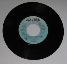 "April Wine - Canadian 45 - ""Sign Of The Gypsy Queen"" / ""Crash And Burn"" - VG+"