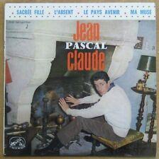 Jean-Claude Pascal 45 tours Sacrée fille