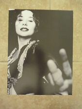 Tori Amos Coffee Table Book Photo Page Music Singer #8
