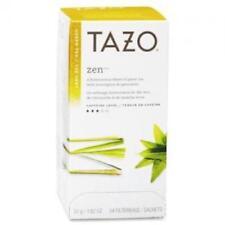 Tazo Filter Bag Tea for Keurig Brewers - Zen, 24 Ct, Pack of 6