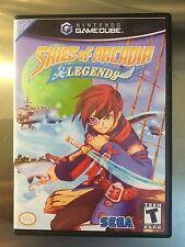 Replacement Case (NO GAME) Skies Of Arcadia Legends - Nintendo Gamecube