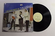 THE GOONS The Very Best Of The Goons LP EMI EMC-3062 NZ 1974 NM- IN SHRINK 4C