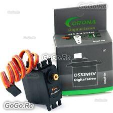 1 Pcs Corona DS339HV Digital Metal Gear Servo 5.1kg, 0.13 Sec, 32g For RC Model