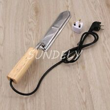 High quality Electric Stainless Steel Honey Scraper Extractor Uncapping Bee Hive