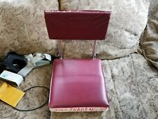 Vintage 70s  Harvard Universit  Sports College - Tail Gate Party Chair