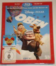Oben  3D & 2D   Blu Ray  NEU OVP im Schuber