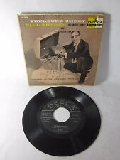 Treasure Chest - Bill Snyder his Magical Piano - 45 RPM Extended Play Series