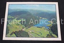 R167 Photographie vintage Massif ancien Montagne Vosges Longemer Rossignol 76*56
