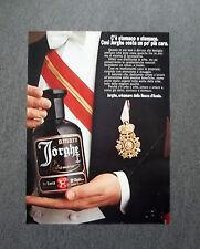 K405- Advertising Pubblicità -1975- JORGHE ERBAMARO DELLA ROCCA D'ASOLO