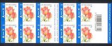 "Belgio 2007 Tulip/""Peach Blossom""/Fiori/Piante/NATURA 10 V S/A bklt (n38336)"