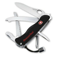 Victorinox Swiss Army Rescue Tool Knife Black 54900 NEW
