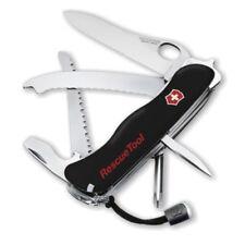 Victorinox Swiss Army Rescue Tool Knife Black 54900 NEW