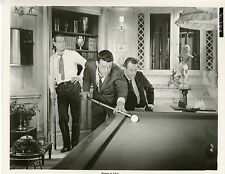 PAUL NEWMAN THE HUSTLER 1961 VINTAGE PHOTO ORIGINAL #2  BILLARD POOL