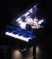 LED Light Kit for 21323 Lego Grand Piano