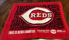 2018 Cincinnati Reds This Is Reds Country Rally Towel! Opening Series SGA! New!