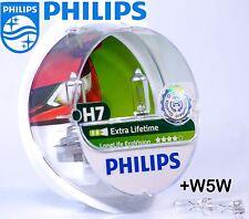 H7 Philips Long Life EcoVision Car headligh Bulbs 4x lifetime H7 12V 55W 12v 55w