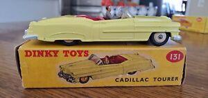 Dinky Toys # 131 Cadillac Tourer