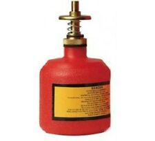 0.24 litre Justrite Dispensing Bottle for dispensing flammable liquid -14004
