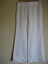 Pantalon MANGO blanc T:38/40