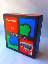 UNUSED  3DO Interactive Multiplayer console FZ-1 R.E.A.L PANASONIC