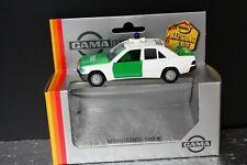 MB Mercedes Benz 190E Polizei Police 1:43 GAMA Box