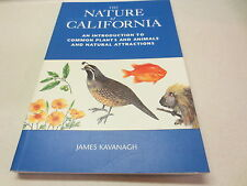The Nature of California An Introduction to Common Plants and Animals Kavanagh