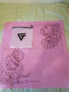 GEM Accessories - Cloth Play Mat Ariza Pink - Amanda LaPalme New In Hand