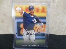 1995 Upper Deck Top Prospect Derek Jeter New York Yankees Rookie AUTO Rare!!