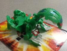 Bakugan Damakor Green Ventus Gundalian Invaders DNA 950G With Random Metal card